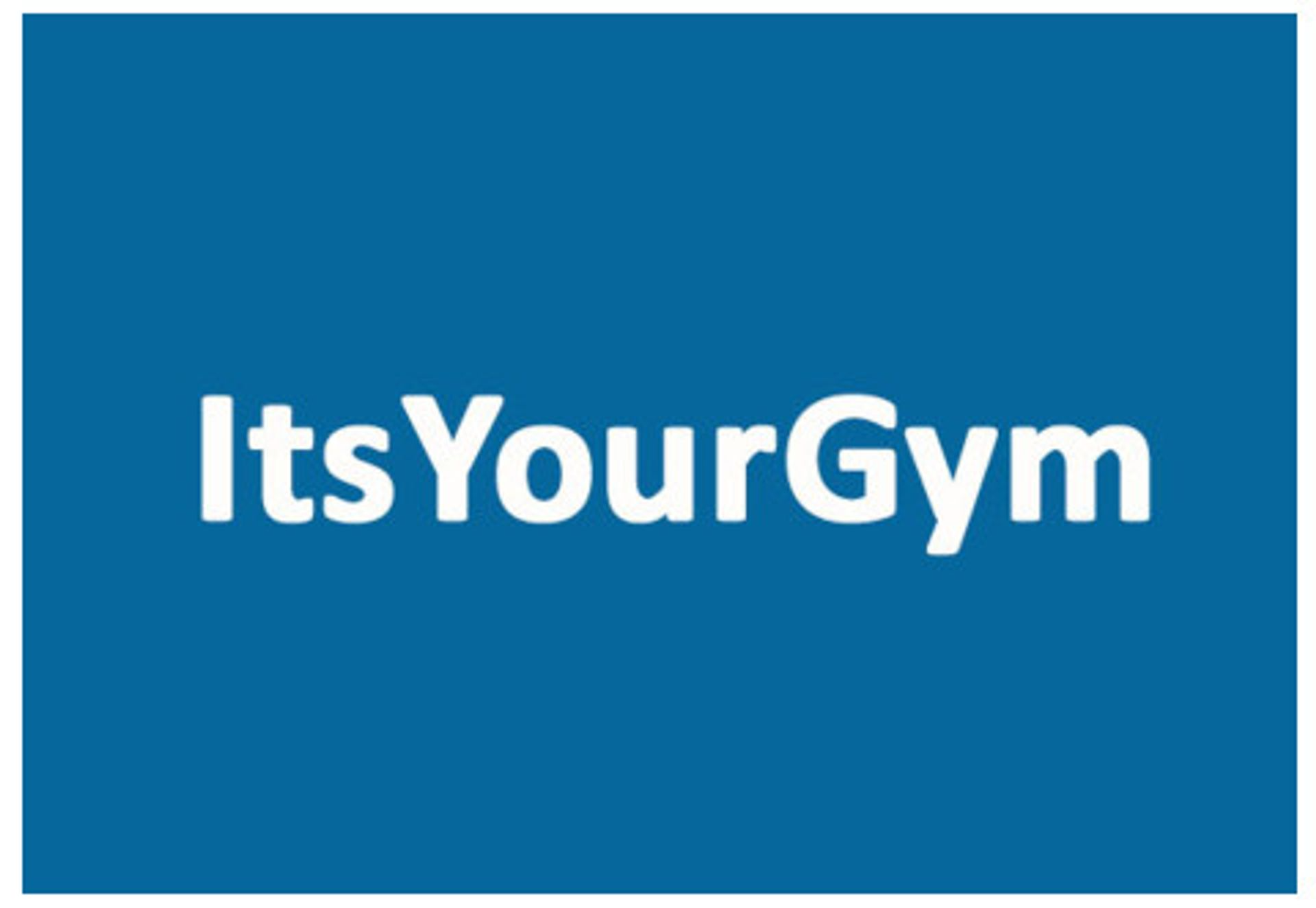 ItsYourGym