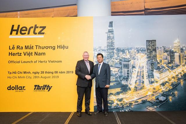 Autovermieter Hertz: Neustart in Vietnam mit neuem Franchise-Partner