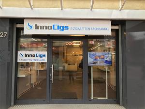 Selbstständig in einem wachsenden Markt: mit einem InnoCigs-Shop für E-Zigaretten und Zubehör