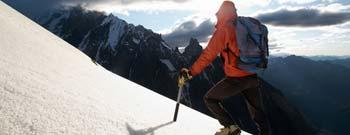 Was haben Bergsteiger/innen und angehende Franchisegeber/innen gemeinsam?