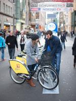 Franchise-System Nextbike setzt Auslandsexpansion fort