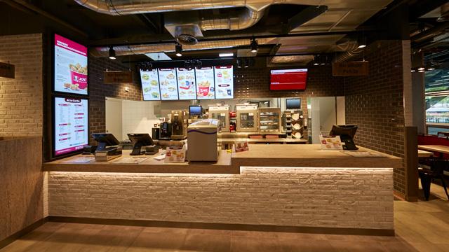 Gastronomie-Franchise-System KFC: Drei Schweizer Standorte nach sechs Monaten