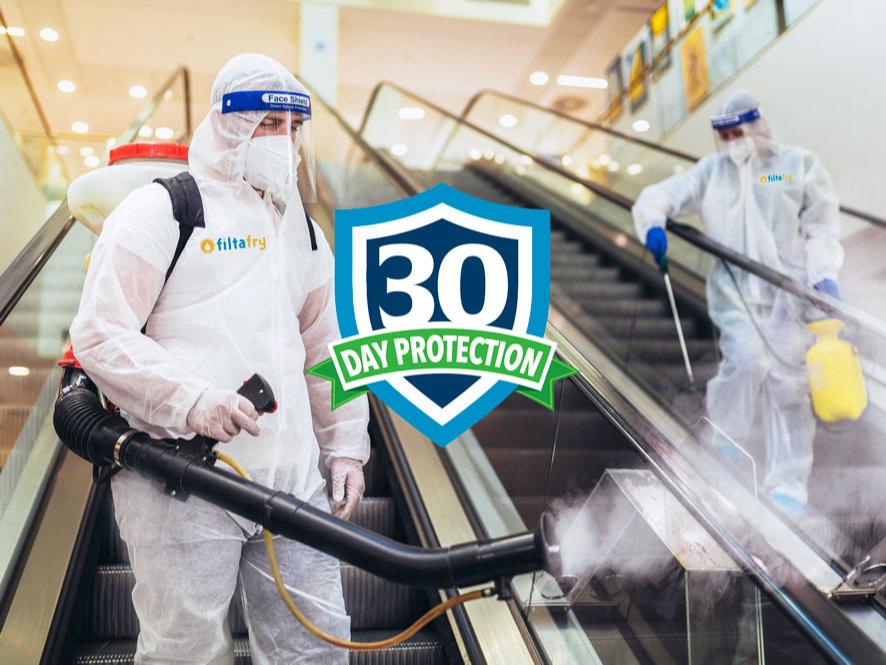 FiltaFry startet Kooperation mit Zoono und bietet chemiefreie Desinfektion mit 30-Tage-Schutz