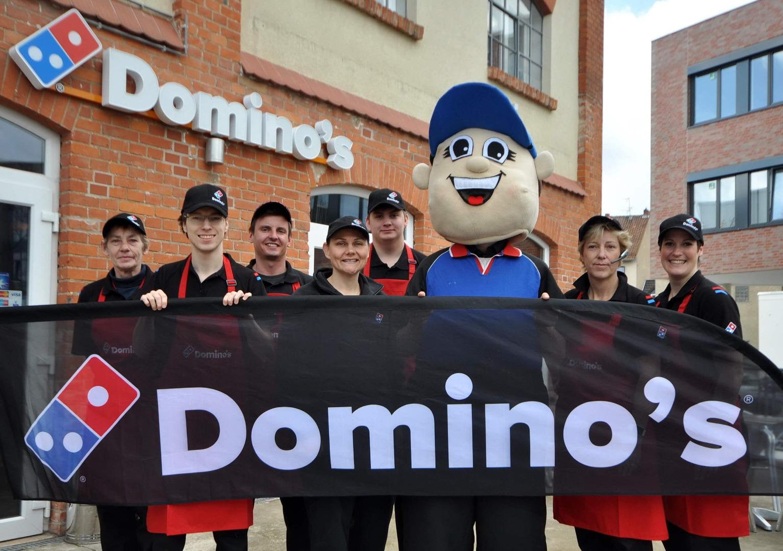 Hildesheim macht's vor: Aus Joey's wird Domino's mit neuen Angeboten für Pizza-Fans