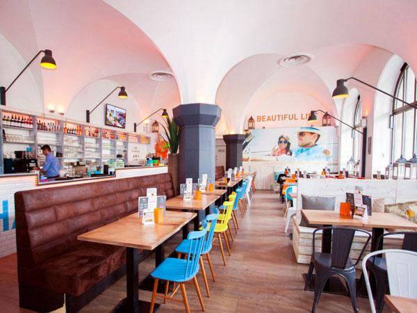 Gastronomie-Franchise-System Mauritius will auch außerhalb der Landesgrenzen wachsen
