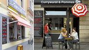 Ein starkes Design, ein beliebtes Produkt in vielen Varianten: das Franchisesystem Curry & Co.