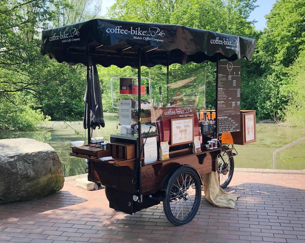 Zehn Jahre Coffee-Bike: Franchisesystem sieht Erfolge und Herausforderungen durch die Corona-Krise