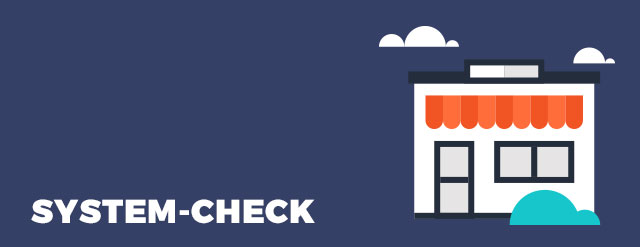 System-Check für Franchisegeber