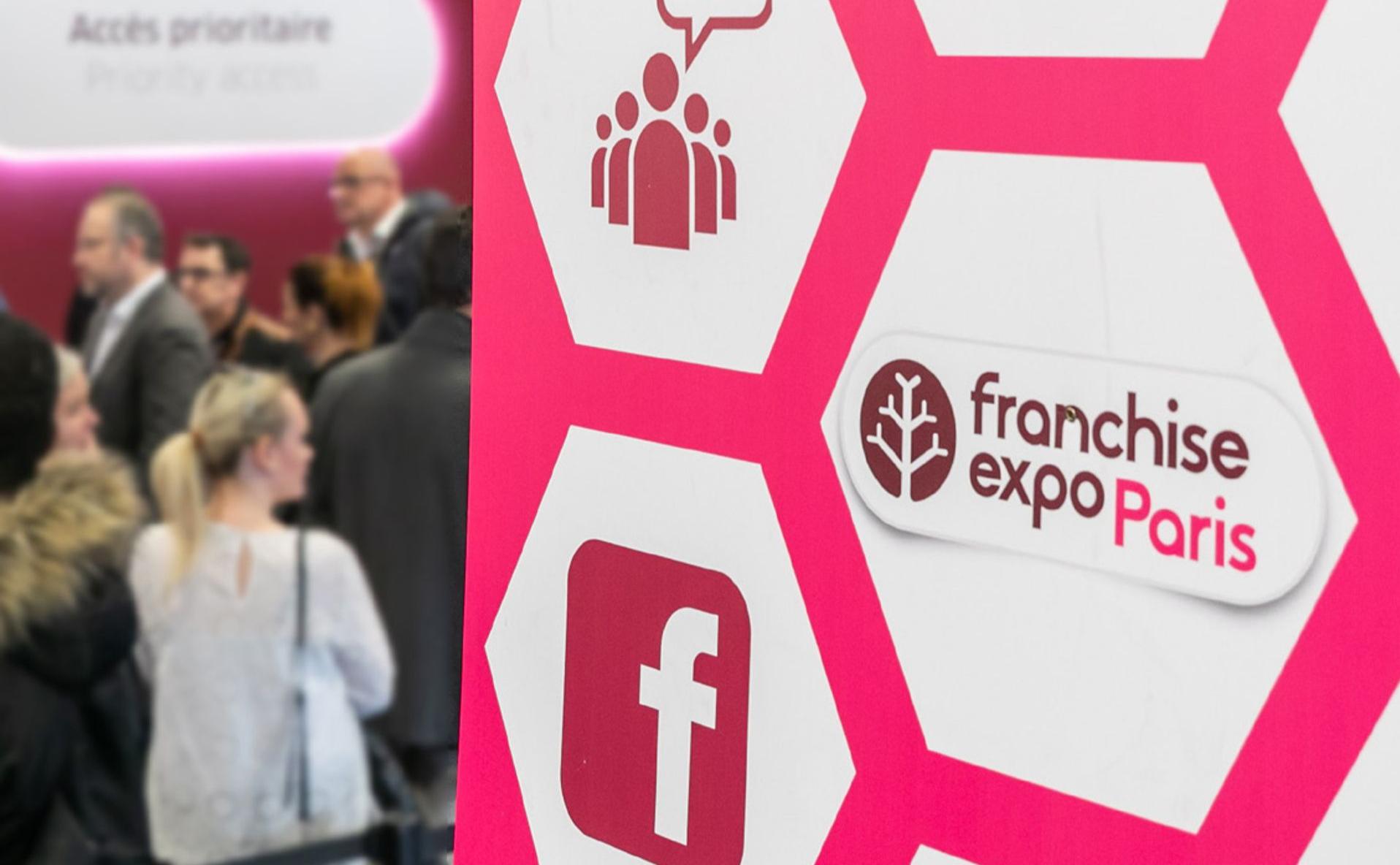 Franchise Expo Paris: Ende September 2021 startet die größte Franchise-Messe Europas