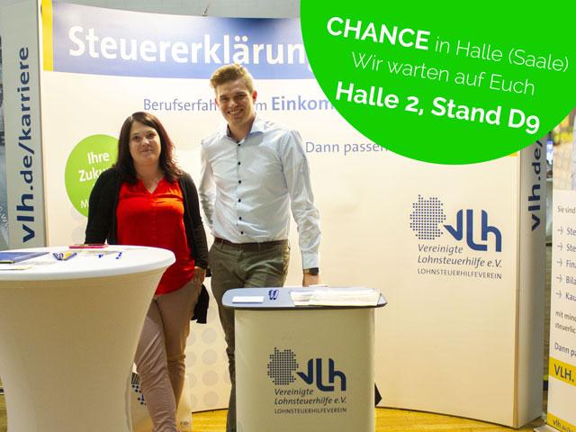 Chance in Halle (Saale) - Die VLH ist dabei