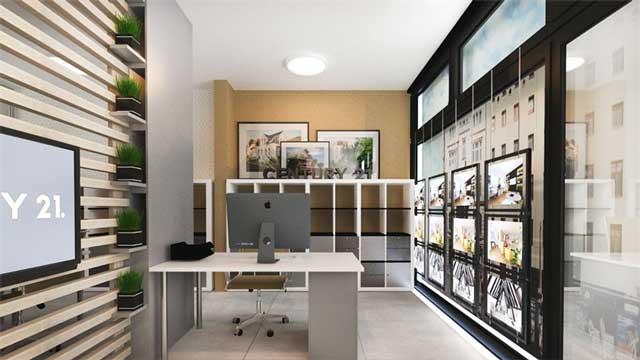 Immobilienmakler-Franchisesystem Century 21 weiter auf Wachstumskurs