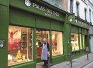 Tee für Kenner: Das Gründungsangebot des Franchise-Systems Palais des Thés