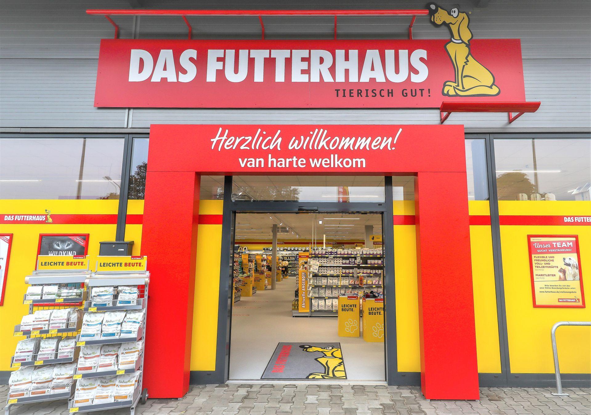 Franchise-System Das Futterhaus: Vier Neueröffnungen in einem Monat