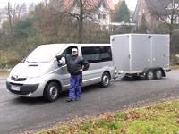 Lkw-Dienstleistung.de präsentiert sich in der Virtuellen Franchise-Messe