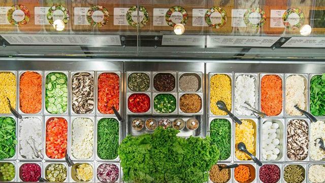 Salad Box: Selbstständig mit dem international erfolgreichen Gastronomie-Konzept