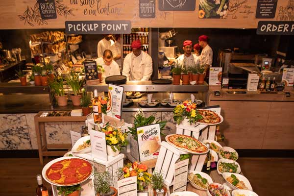 Wege aus der Krise? Gastronomie-Franchise-System Vapiano stellt Neuerungen vor