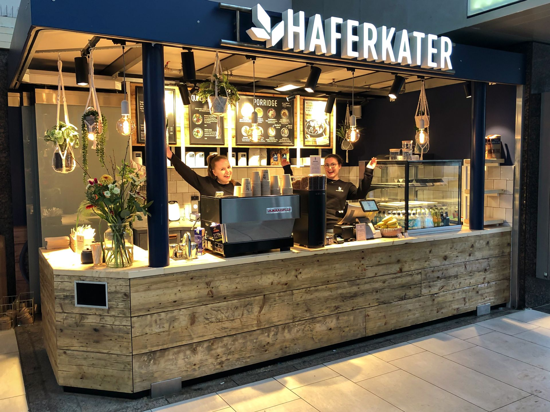 Gastronomie-System Haferkater: Neues Geld für die Franchise-Expansion
