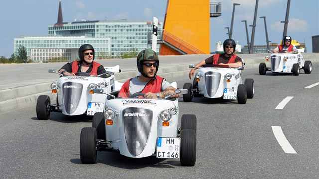 Fahrspaß und Blickfang: Hot Rod Fun bietet Franchise-Gründung mit Erlebnistouren