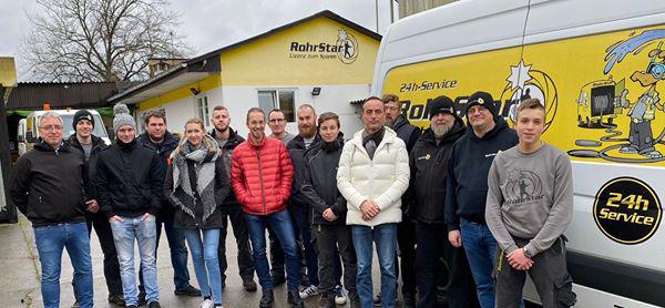 KI-Schulung bei RohrStar Rhein-Main!