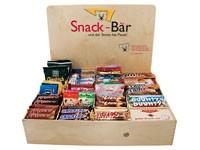 Das Franchise-Konzept des Nasch-Box-Systems Snack-Bär