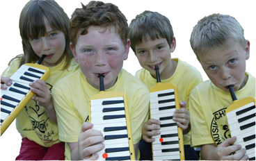 Musikschule Fröhlich: Mit Melodika und Akkordeon zum Franchise-Erfolg
