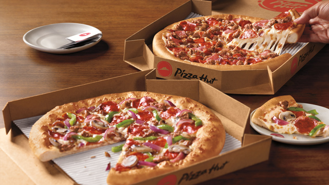 60 Jahre Pizza Hut: Erstes deutsches Restaurant im neuen Design eröffnet