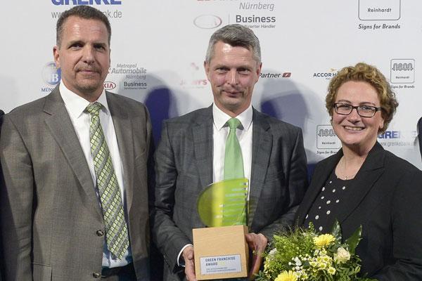 Franchise-System TeeGschwendner: Neue Auszeichnung, neuer Standort