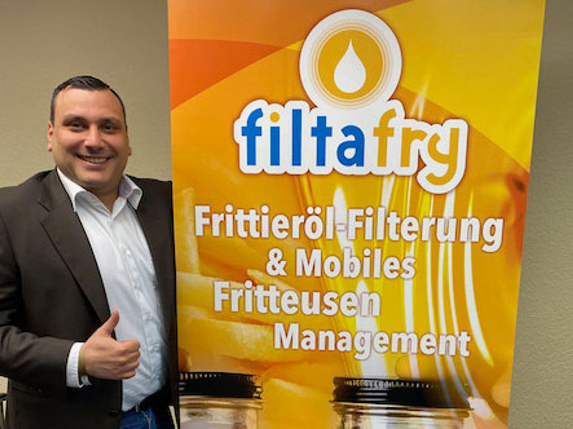 Filta geht mit Florian Ulherr in Nürnberg an den Start