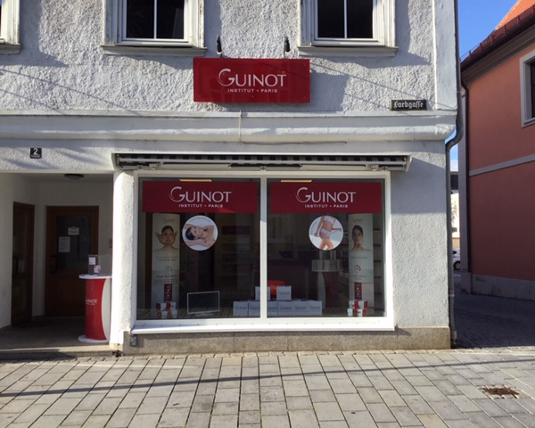 Neueröffnung Guinot Exklusiv Lichtenfels - Oberfranken / Oktober 2019