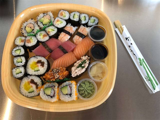 Sushi Palace: Erfolgreich selbstständig mit dem eigenen Premium-Lieferservice