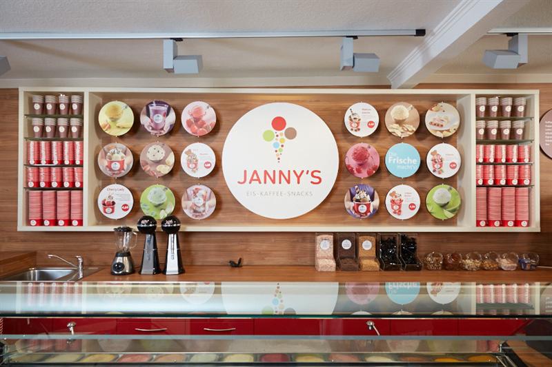 Gründer des Franchise-Systems Janny's Eis ist verstorben