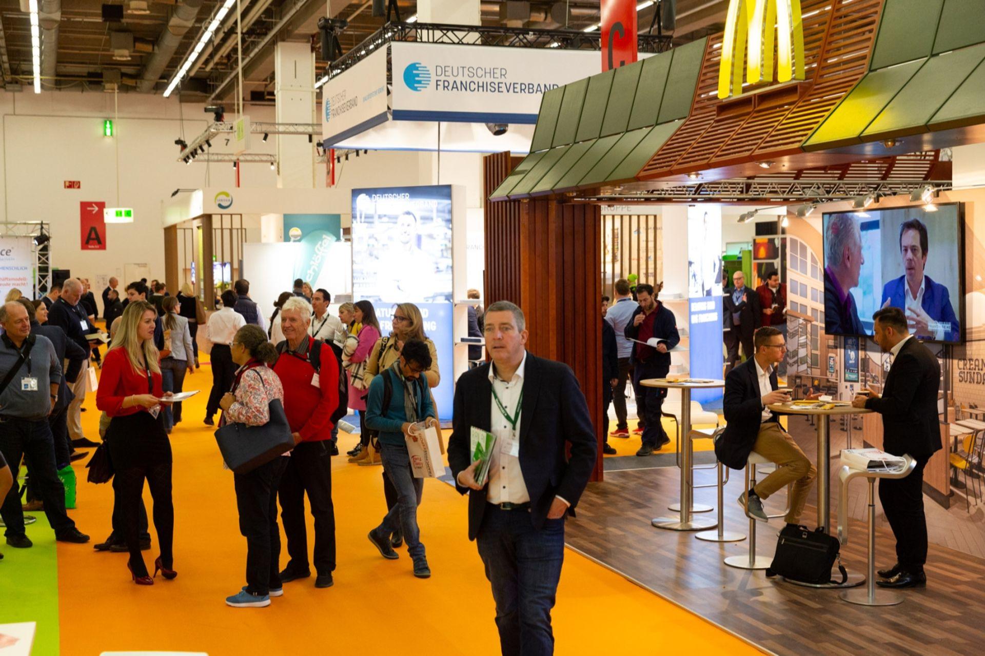 Anfang November: Franchise Expo 2021 in Frankfurt wird als 2G-Messe veranstaltet