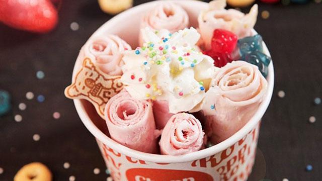 Bald drei internationale Standorte: Eis-Franchisesystem Chopp&Roll eröffnet in London und Dubai