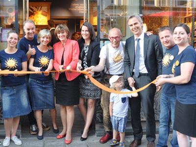 Franchise-System Sonnentor: 20. Geschäft in Österreich eröffnet