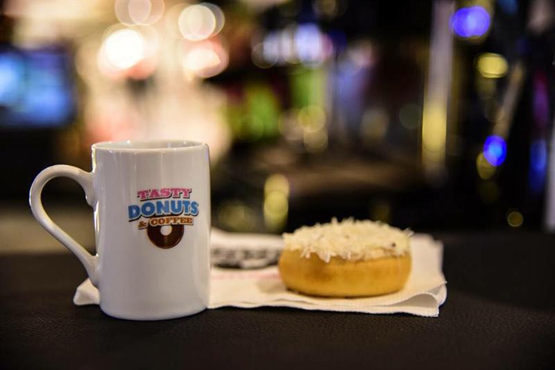 Franchise-System Tasty Donuts & Coffee: Neue Stores im In- und Ausland