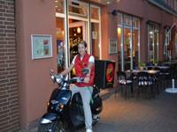 Enzos Pizzabringdienst stellt sich im Franchiseportal vor