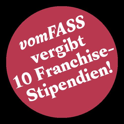 👉WIR VERGEBEN 10 FRANCHISE-STIPENDIEN AN MENSCHEN UNTER 35!
