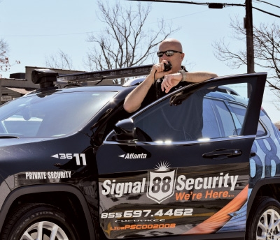 Signal 88 locking down security biz
