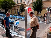 Franchise-Unternehmen Nextbike: neuer Standort in Polen