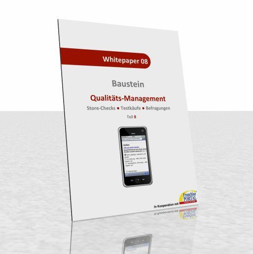 Whitepaper: Qualitäts-Management – Store-Checks, Testkäufe, Befragungen