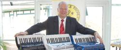 Überzeugung und Leidenschaft: Der Musikschulgründer Dr. h.c. Dieter Fröhlich im Gespräch
