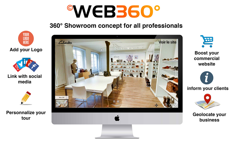Virtuelle 360°-Touren: HD Media präsentiert sich in der Virtuellen Gründermesse