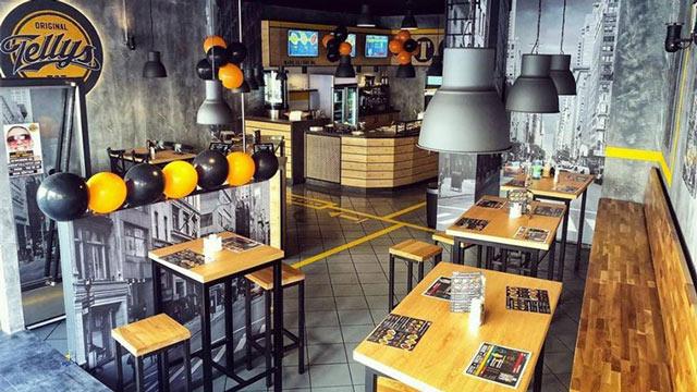 Gastronomie-Franchise-System Tellys TST: Zwei Neueröffnungen seit Jahresanfang