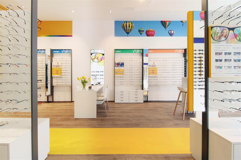 Optiker-Lizenz-System Kodak Lens: 22. Standort eröffnet