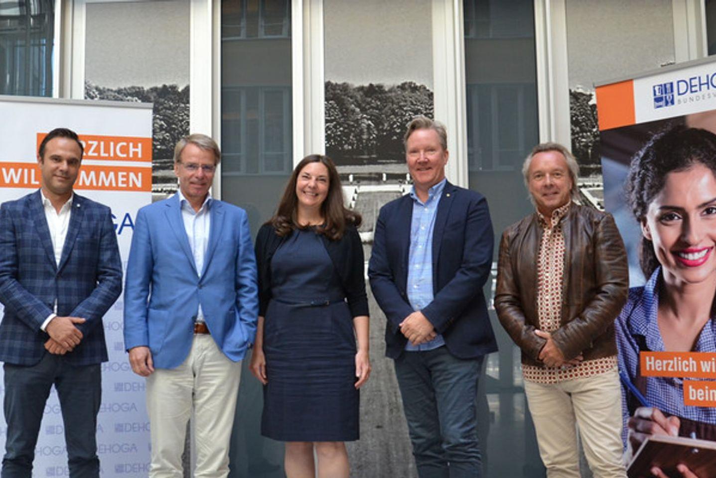 DEHOGA-Fachabteilung Systemgastronomie hat neuen Vorstand
