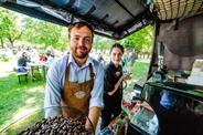 Mobile Espressobars: Franchise-System Bike Café präsentiert sich in der Virtuellen Gründermesse
