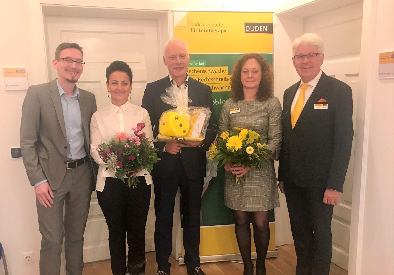 Ab sofort auch in Thüringen: Eröffnung eines Duden Instituts für Lerntherapie in Meiningen