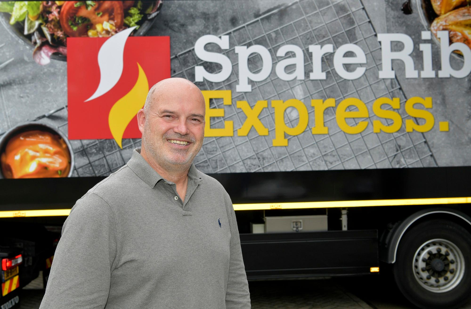Geschäftsführer Spare Rib Express sieht viel Potenzial in Deutschland