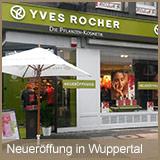 News im November: Retail- und Partnerkongress & 40-Jahre-Feier Yves Rocher