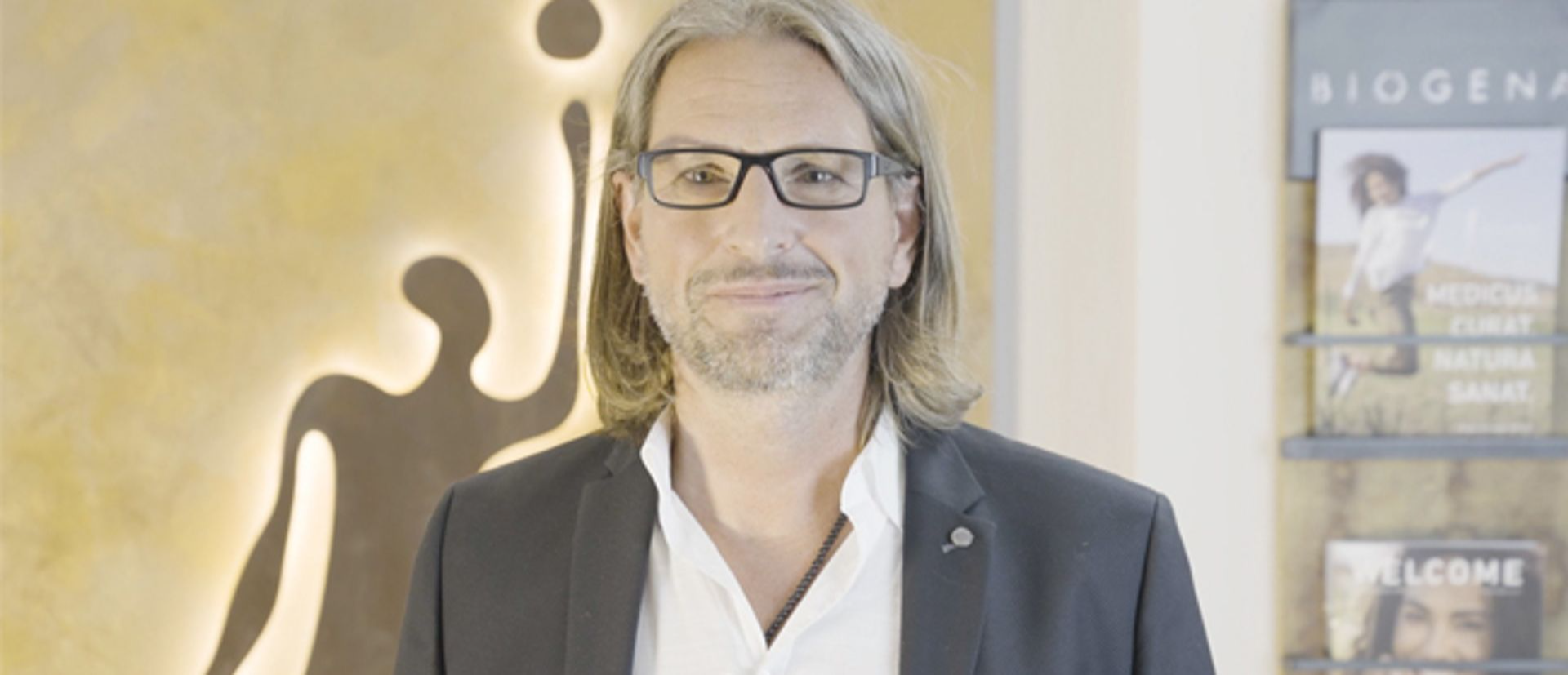 Biogena-Franchise-Partner Jürgen Tanzberger im Portrait